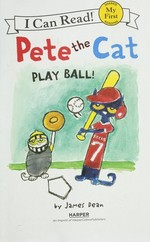 Book cover of PETE THE CAT PLAY BALL