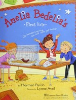 Book cover of AMELIA BEDELIA'S 1ST VOTE