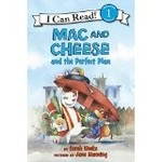 Book cover of MAC & CHEESE & THE PERFECT PLAN