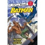 Book cover of BATMAN CLASSIC - BATMAN VERSUS MAN-BAT