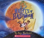 Book cover of 13 NIGHTS OF HALLOWEEN
