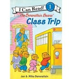 Book cover of BERENSTAIN BEAR'S CLASS TRIP