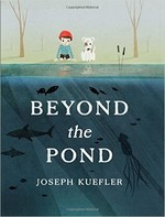 Book cover of BEYOND THE POND