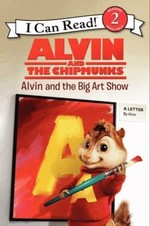 Book cover of ALVIN & THE CHUPMUNKS - ALVIN & TH BIG A