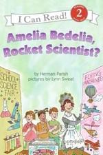 Book cover of AMELIA BEDELIA ROCKET SCIENTIST