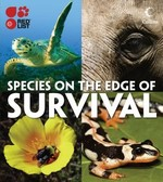 Book cover of SPECIES ON THE EDGE OF SURVIVAL