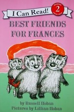 Book cover of BEST FRIENDS FOR FRANCES