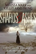 Book cover of SHARDS & ASHES