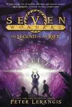 Book cover of 7 WONDERS BK 5 THE LEGEND OF THE RIFT
