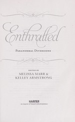 Book cover of ENTHRALLED
