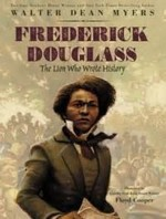 Book cover of FREDERICK DOUGLASS THE LION WHO WROTE HI