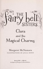Book cover of FAIRY BELL SISTERS 04 CLARA THE MAGICAL