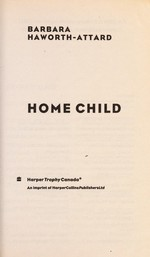 Book cover of HOME CHILD