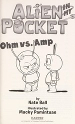 Book cover of ALIEN IN MY POCKET 05 OHM VS AMP