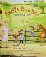 Book cover of AMELIA BEDELIA'S 1ST FIELD TRIP