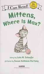 Book cover of MITTENS WHERE IS MAX