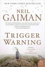 Book cover of TRIGGER WARNING
