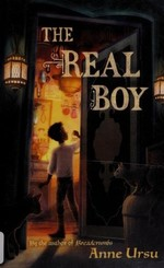 Book cover of REAL BOY