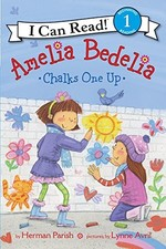 Book cover of AMELIA BEDELIA CHALKS 1 UP