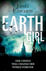 Book cover of EARTH GIRL