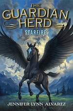 Book cover of GUARDIAN HERD - STARFIRE