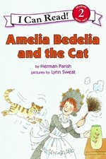 Book cover of AMELIA BEDELIA & THE CAT