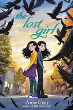 Book cover of LOST GIRL
