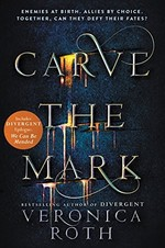 Book cover of CARVE THE MARK