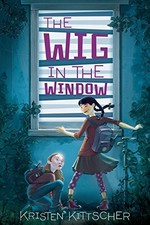 Book cover of WIG IN THE WINDOW