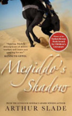 Book cover of MEGIDDO'S SHADOW