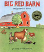 Book cover of BIG RED BARN BIG BOOK