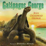 Book cover of GALAPAGOS GEORGE