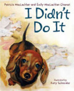 Book cover of I DIDN'T DO IT