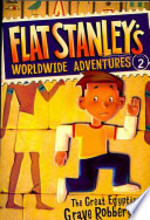 Book cover of FLAT STANLEY 02 GREAT EGYPTIAN GRAVE ROB