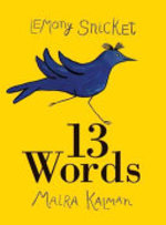 Book cover of 13 WORDS