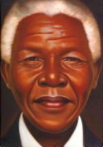 Book cover of NELSON MANDELA
