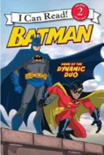 Book cover of BATMAN - DAWN OF THE DYNAMIC DUO