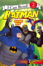 Book cover of BATMAN CLASSIC GOING APE