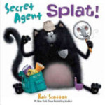 Book cover of SECRET AGENT SPLAT