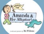 Book cover of HOORAY FOR AMANDA & HER ALLIGATOR