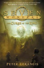 Book cover of 7 WONDERS 04 THE CURSE OF THE KING