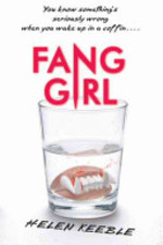 Book cover of FANG GIRL