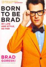 Book cover of BORN TO BE BRAD