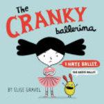 Book cover of CRANKY BALLERINA