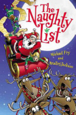 Book cover of NAUGHTY LIST