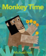 Book cover of MONKEY TIME