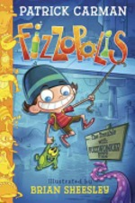 Book cover of FIZZOPOLIS 01 THE TROUBLE WITH FUZZWONKE