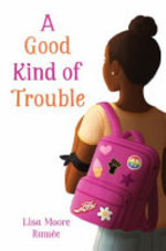 Book cover of GOOD KIND OF TROUBLE