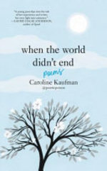 Book cover of WHEN THE WORLD DIDN'T END