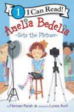 Book cover of AMELIA BEDELIA GETS THE PICTURE